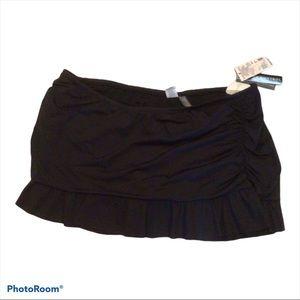 New Kenneth Cole Swim Skirt 2X
